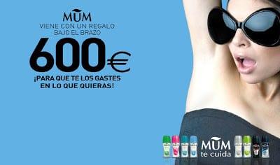 concurso desodorantes mum