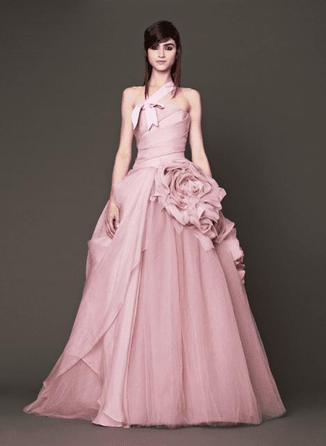 Vera Wang novias 2014