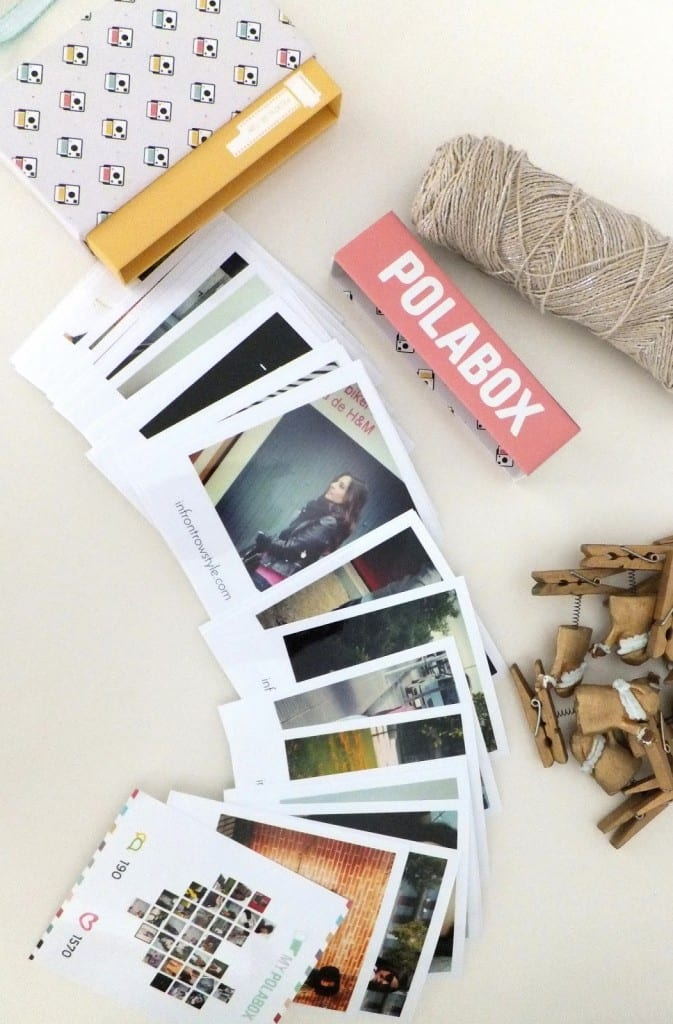 Fotos impresas con Polabox