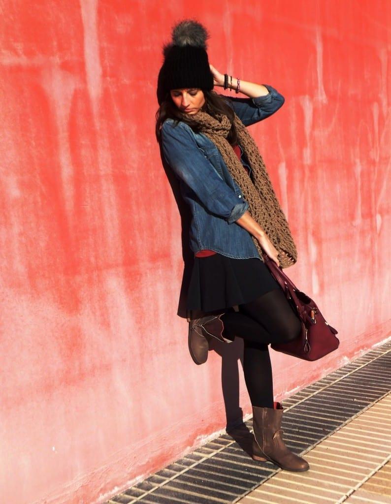 blogger colabora con marca Mustang