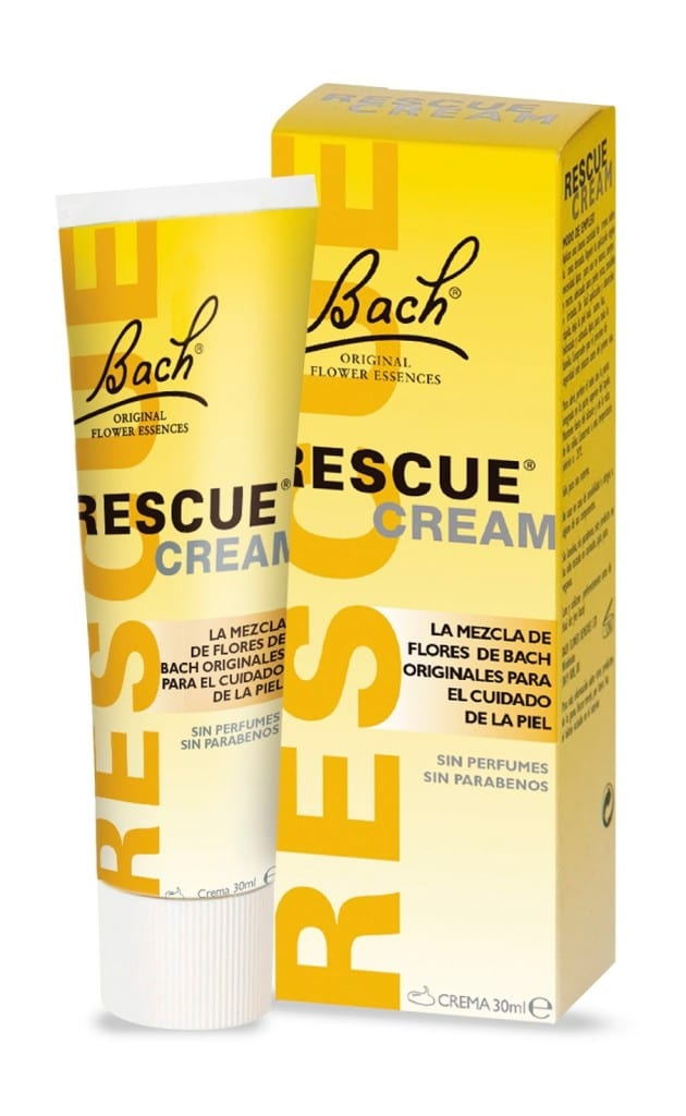Rescue Cream Flores Bach